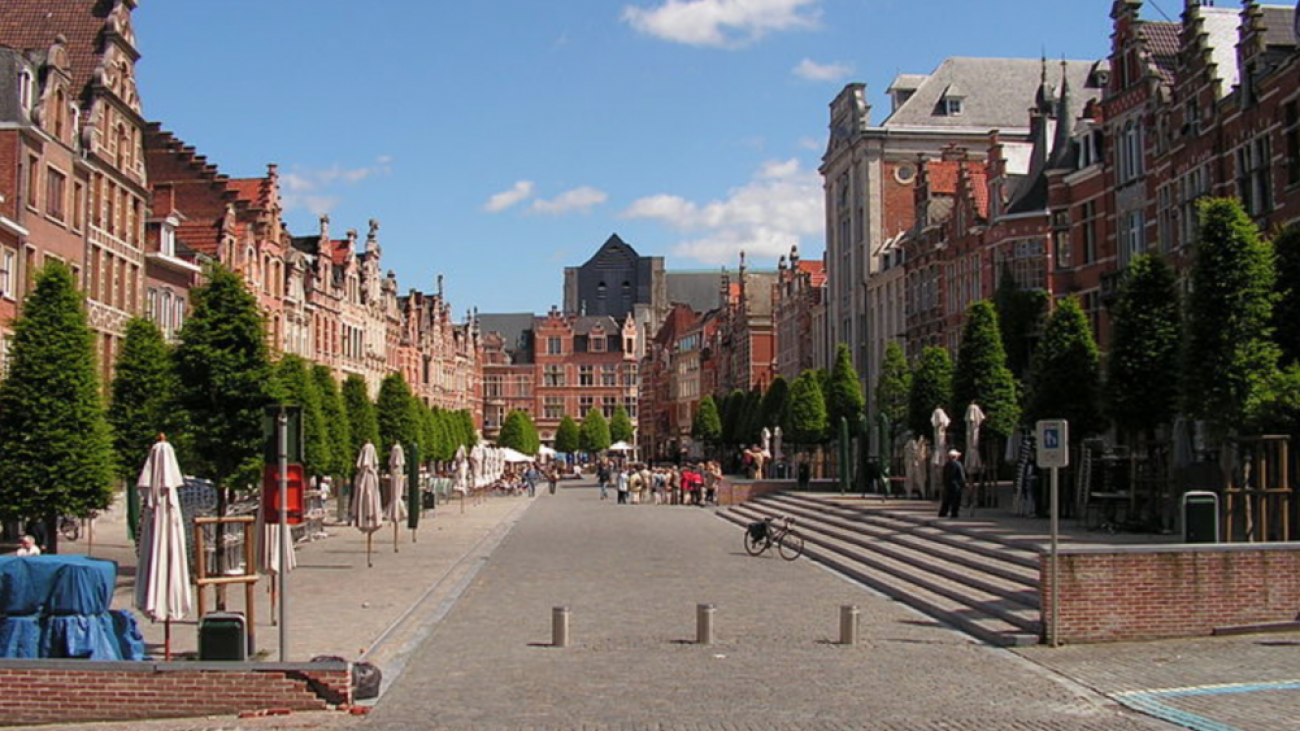 Leuven Varcities
